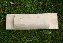 Wooden spatulas/spoons