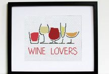Inspirational Xstitch Patterns to Download / Here you find the pdf patterns with cute designs or inspirational quotes, the ones that will make you smile at least for a moment. Funny cross stitch patterns. Funny quotes cross stitch patterns. Travel & Coooking.