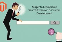 Ecommerce / Magento ecommerce website development, customization, extension development, plugins