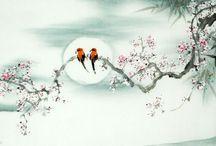 Toda Beleza das Pinturas Chinesas