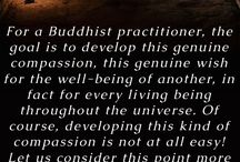 Buddhism / Do not believe any thing... ~ the Buddha.