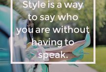 Fashion Quotes / Inspiring Quotes about Fashion and Style