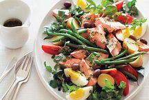 Salads / by Karen Tobich