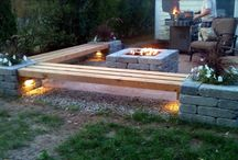 outdoor fire pit ideas.