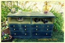 Furniture DIY / by Brittany Cooper