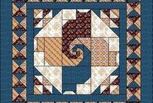 Quilting patterns/ideas