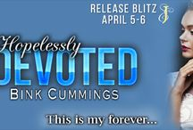 Release Tour for  Hopelessly Devoted by Bink Cummings
