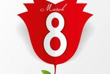 8 Mart