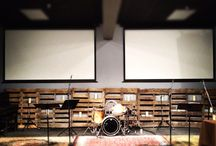budget church backdrop