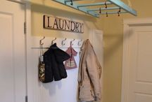 Laundry Room / by Milly Weis