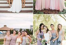 Bridemaid and bachelorette