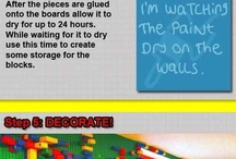 We Love Lego!! / by Michelle Simonett