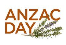 ANZAC 100 years