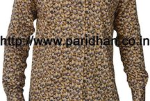 Dress Cotton Shirts / We offer the finest quality and selection of authentic cotton shirts for men online.