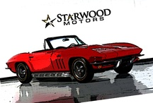 Cars in Photoshop / by Starwood Motors