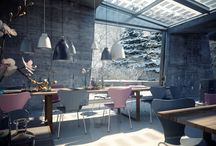 Productive commercial interiors