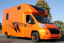 Kevin Parker Horseboxes / Bespoke horseboxes designed and built in Lancashire by the team of craftsmen at Kevin Parker Horseboxes