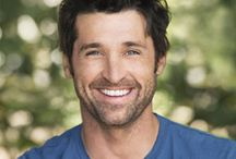 20) The handsome actor Patrick Dempsey / Patrick Galen Dempsey (born January 13, 1966) is an American actor and race car driver.