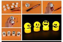 Bricolages d'Halloween / Halloween
