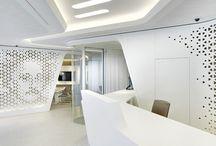Office Bank Interior / Дизайн интерьера в банках