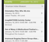 Mobile Site - Examples / Check out how easy it is to create well designed mobile websites integrating Trumba event calendars