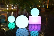 Cool Lighting from Hotspot!!  / Outdoor LED mood lighting and furniture, coming soon from Hotspot Products