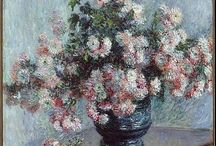 My Master:Claude MONET