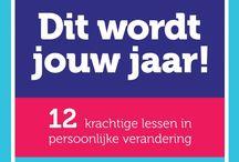 Favourite Books / http://www.tiggelaar.nl/shop/dit-wordt-jouw-jaar  Dit wordt jouw jaar van Ben Tiggelaar