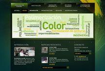 Centro de Investigación en Polimeros / http://www.cip.org/ Armado del sitio en HTML, basados en visuales de Devórame Otra Vez Destacados del sitio: Validación completa en el uso de .CSS por la W3C Desarrollado para: Devórame Otra Vez