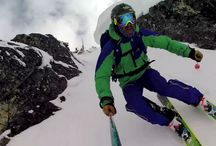 GoPro Any Day Lines / A few edits to help fuel your excitement this winter... We asked Stan Rey, Braden Dean, Justin Lamoureux, James Heim and Alexi Godbout to pick their favourite area on the mountain and film a lap or two. The result? Four videos that show Whistler Blackcomb at its average. Because any day is a ski day.  Shot 100% with a GoPro HERO 3+ on Whistler Blackcomb's in-bounds terrain.