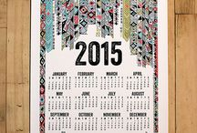 PRODUCTS : Calendars