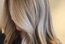 Idéer hårfärg