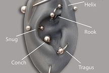 Percing oreille