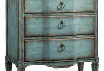 Ideas con muebles / pátinas, reciclado, renovación de muebles