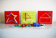 Kids school - Für Kinder zum Spielen und Lernen - Gyerekeknek ötletek fejlesztésre-játékra