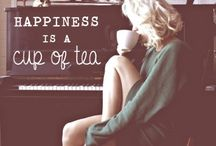 Happiness  / Inspiration, motivation, positiveness. Create your happiness and start living your dream life today!  / by Rivertea