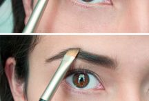 EYEBROWS Pictures + DIY GUIDES