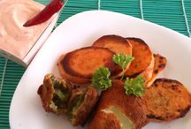 Vegetarian main courses -Vega főételek