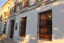 Centro de Interpretación de las Pinturas Rupestres en Cabeza del Buey. / Pinturas Rupestres en Cabeza del Buey / Badajoz.