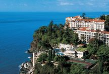 Belmond Reid's Palace - Funchal, Madeira, Portugal / Belmond Reid's Palace has been a standard bearer for luxury hotel excellence on the beautiful island of Madeira for over a century. Legendary Luxury Hotel & Spa with breathtaking Sea Views.