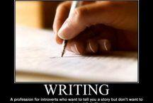 The Write Stuff / by Patti O'Shea