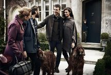 Barbour Tartan - AW15 Collection / From the very origins of Barbour dating back to 1894, tartan has been a key inspiration behind the styling and design of our most loved jackets, scarves and midlayers.  This season features men's and women's tartan ranges that provide a distinctive look and feel to the Barbour wardrobe / by Barbour