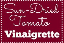 Marinades Vinaigrettes Sauces