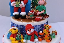 Christmas / Cake Decorating's favourite Christmas cakes, cupcakes, cookies and cake pops.  / by Cake Decorating