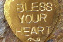 Bless Your Heart / by Nicole Boysel-Parker