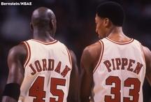 Bulls  / Micheal Jordan and Nate Robinson are my fav Bulls players