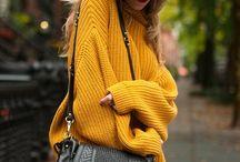 1. Warm colors
