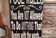 pravidla na plavarni