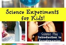 science for kids