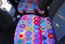 crochet car designs